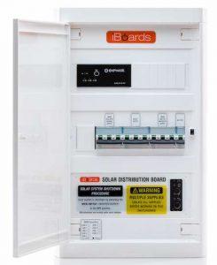 3 Phase IQ indoor board door open copy