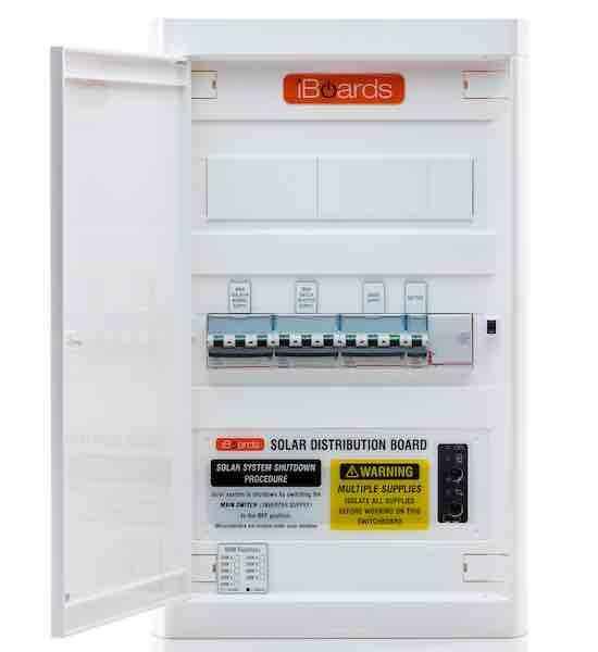 3 phase S Series indoor door open 600x530